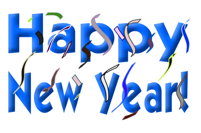 Happy new year moving clipart jpg black and white Moving clipart new year, Moving new year Transparent FREE for ... jpg black and white
