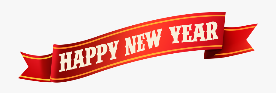 Happy new year text clipart png freeuse stock Happy New Year Png, Adobe Photoshop, Banner, Clip Art, - Transparent ... png freeuse stock