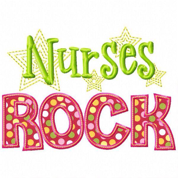 Happy nurses week free clipart clip art royalty free download Nurses rock | Nurses Week | Nurses day, Happy nurses week, Nurses week clip art royalty free download