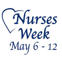 Happy nurses week 2018 clipart banner transparent stock Happy Nurses Week   National Women Veterans United banner transparent stock