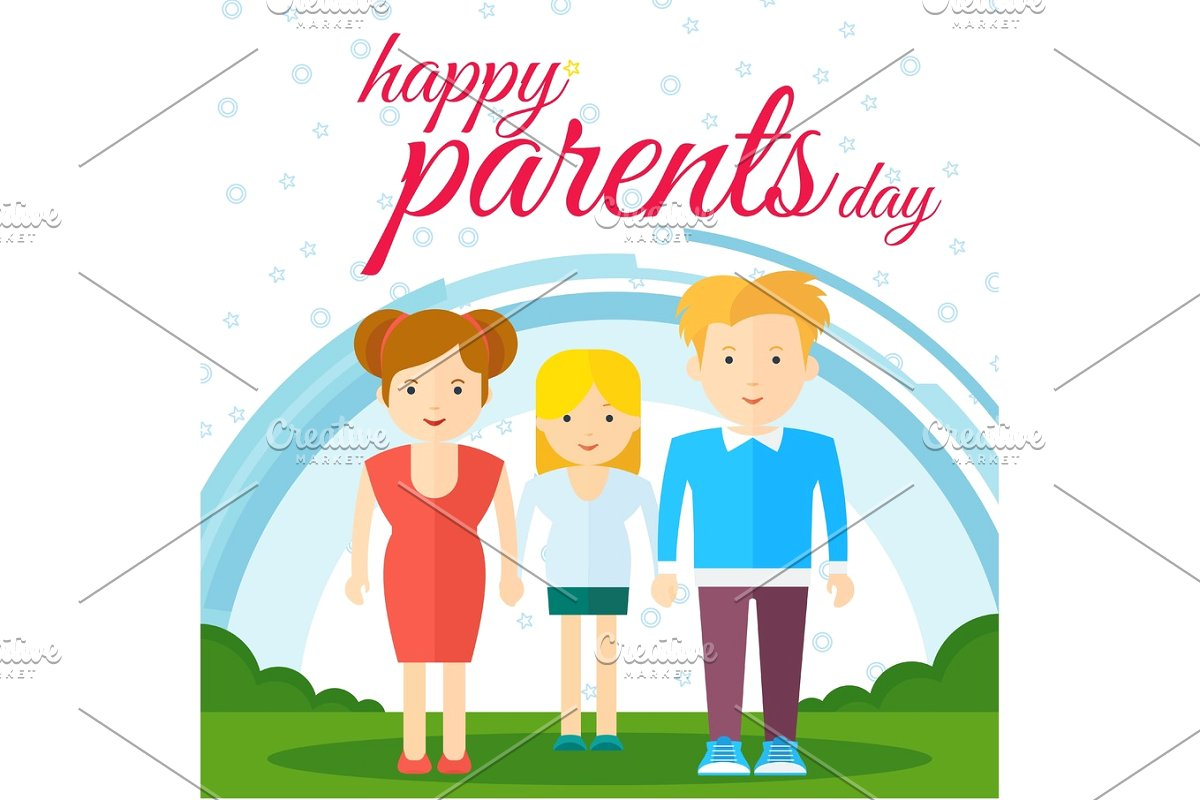 Happy parents day clipart svg royalty free stock happy parents day svg royalty free stock