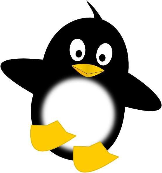 Happy penguin clipart clip art Happy penguin clipart 2 » Clipart Portal clip art