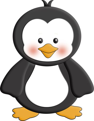 Happy penguin clipart jpg library library Happy Penguins Clipart - Clip Art Library jpg library library