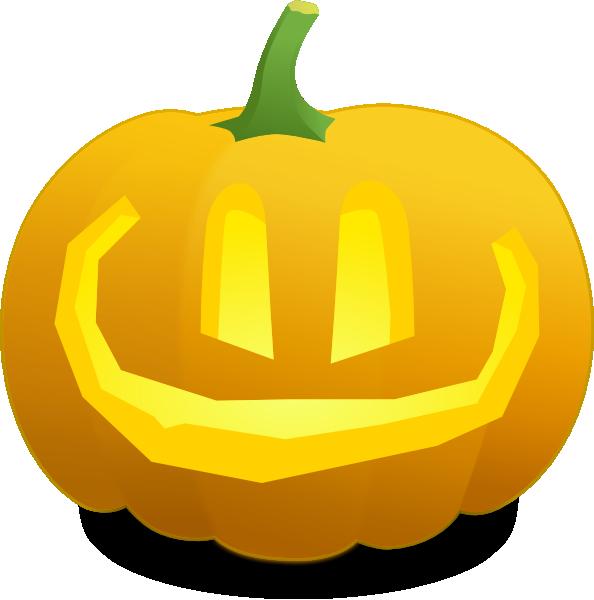 Happy pumpkin clipart clip art Happy Jack O' Lantern Clip Art at Clker.com - vector clip art online ... clip art