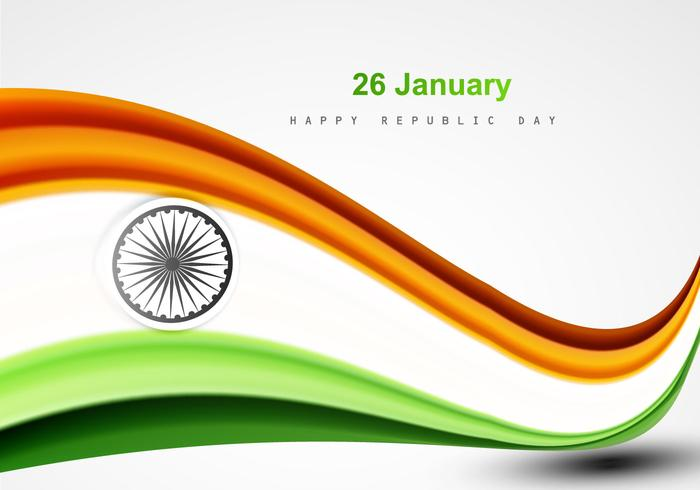 Happy republic day clipart png freeuse 26 January Happy Republic Day With Indian Flag - Download Free ... png freeuse