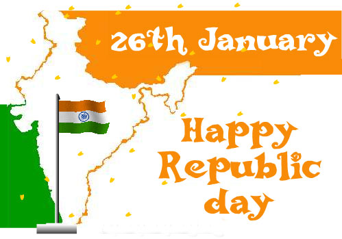 Happy republic day clipart clipart black and white library 60 Best Republic Day India 2017 Wish Pictures clipart black and white library
