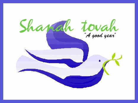 Happy rosh hashanah clipart graphic free download HAPPY ROSH HASHANAH | 100 Images of Jewish High Holy Days ... graphic free download
