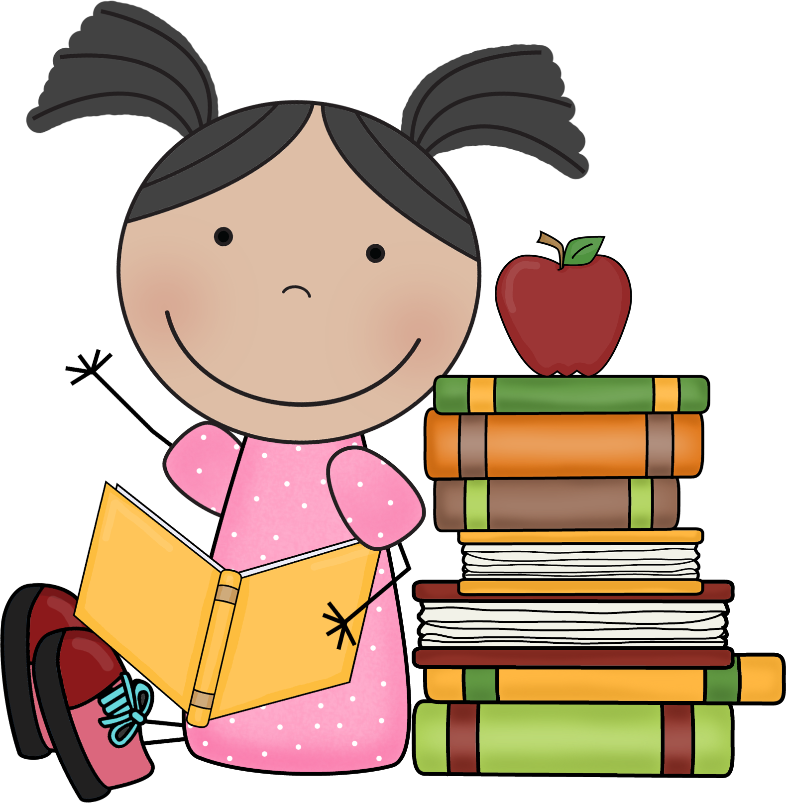 School partners clipart clipart royalty free ○••°‿✿⁀ School ‿✿⁀°••○ | School stuff | Pinterest | School, Clip ... clipart royalty free