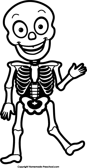 Happy skeleton clipart banner royalty free download Happy Skeleton Cliparts - Cliparts Zone banner royalty free download