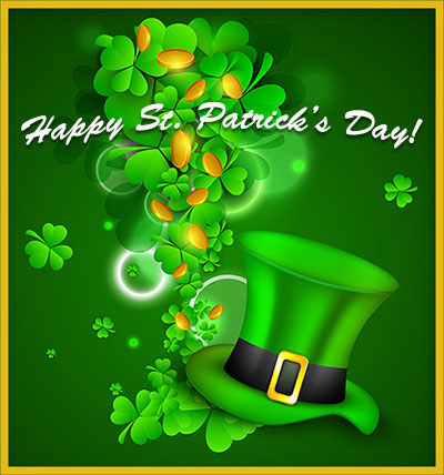 Happy st patrick s day clipart vector free stock Free Saint Patrick\'s Day Graphics - Happy St. Patrick\'s Day Images vector free stock
