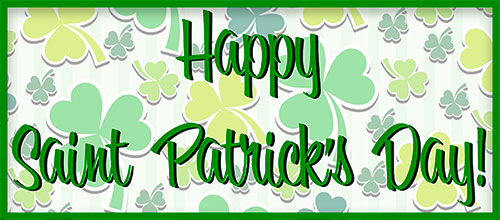 Happy st patrick s day clipart picture free stock Free Saint Patrick\'s Day Clipart - Leprechauns, Backgrounds picture free stock