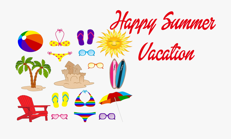 Happy summer clipart image freeuse stock Summer Png Happy - Summer Vacation Logo Png #1876769 - Free Cliparts ... image freeuse stock