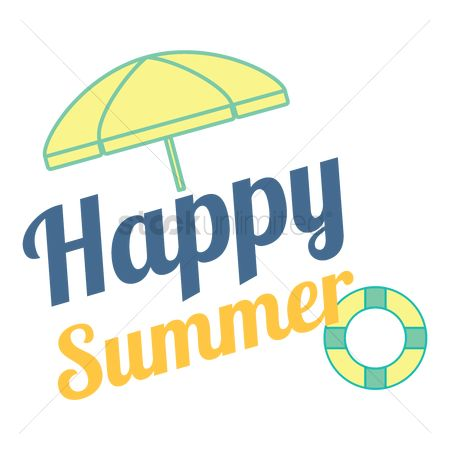 Happy summer clipart vector free download Happy Summer Clipart | Free download best Happy Summer Clipart on ... vector free download