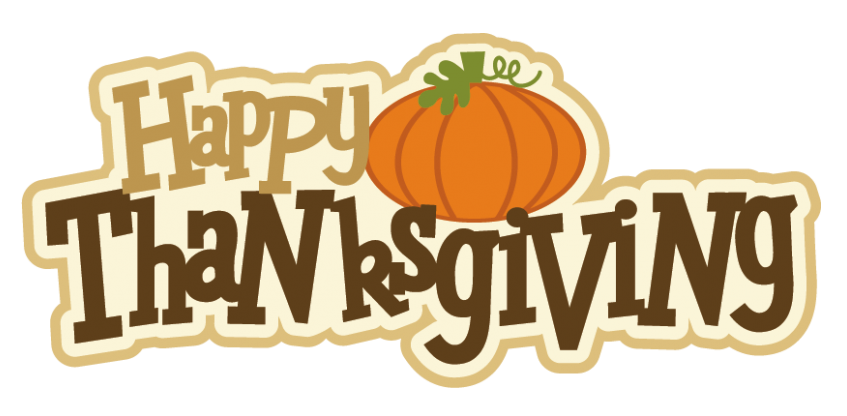 Happy Thanksgiving PNG Clipart Picture | Gallery Yopriceville ... picture royalty free library