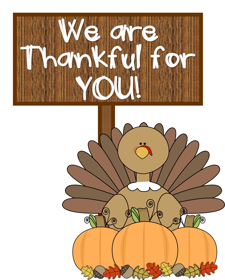 Happy thanksgiving cute girlie clipart svg transparent stock Planet Happy Smiles: Thankful Activity and Writing svg transparent stock