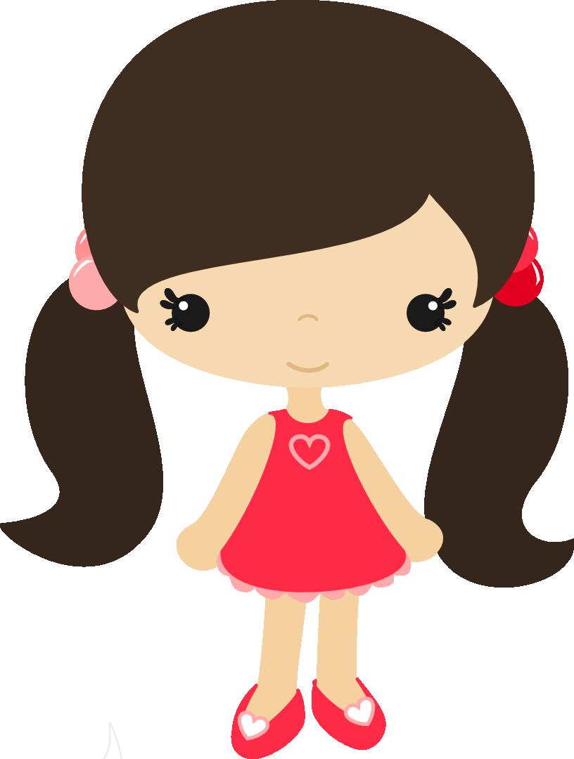 Happy thanksgiving cute girlie clipart picture transparent download Casamento e namorados - valentine girl_6.png - Minus | clipart ... picture transparent download