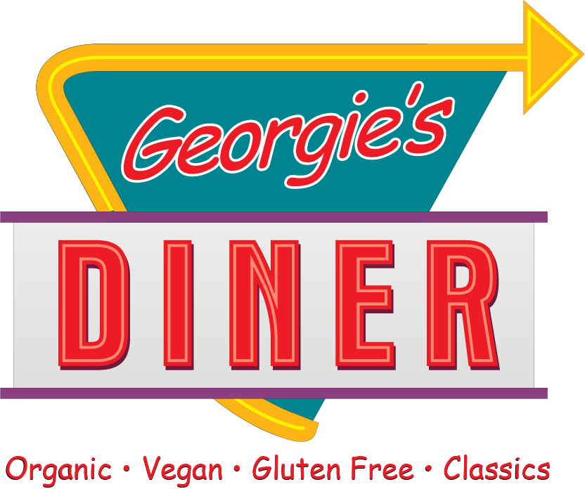 Happy thanksgiving vegan clipart banner library download Georgie's Diner banner library download