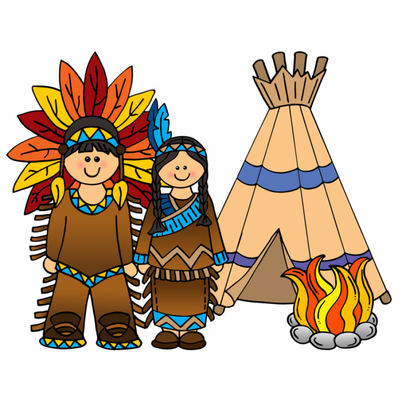Happy thanksgiving village clipart picture black and white library Native-american-capturea-clipart.png (800×800)   Indian   Pinterest picture black and white library