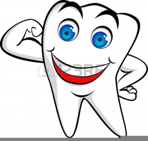 Happy tooth clipart graphic library library Free Happy Tooth Clipart | Free Images at Clker.com - vector clip ... graphic library library