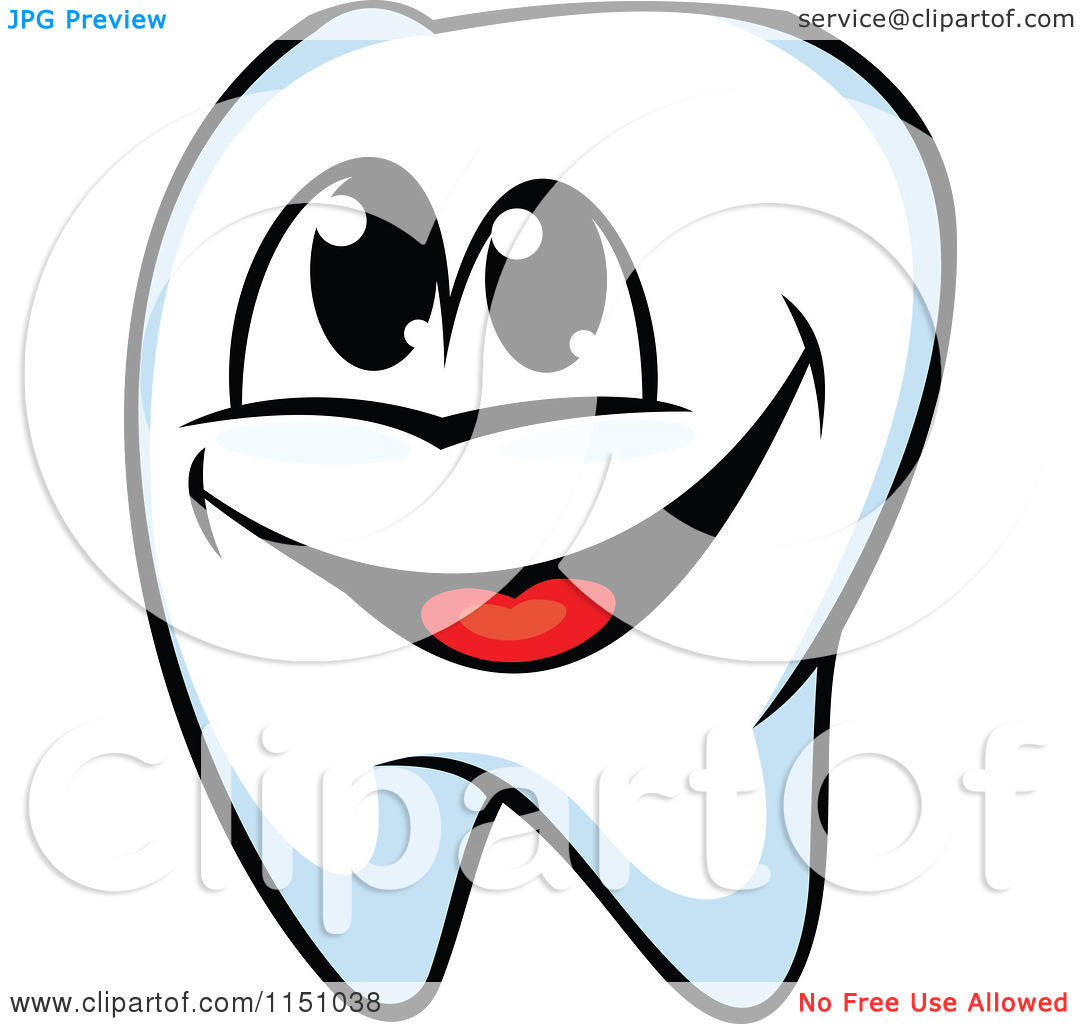 Happy tooth clipart freeuse stock Clipart of a Happy Tooth | Clipart Panda - Free Clipart Images freeuse stock
