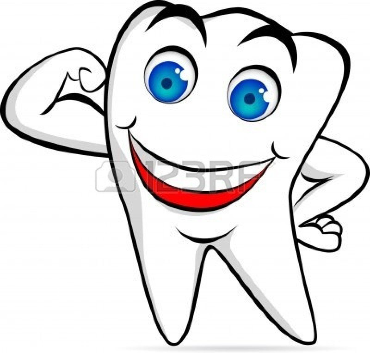 Happy tooth clipart jpg library library Happy Tooth Clip Art | Clipart Panda - Free Clipart Images ... jpg library library