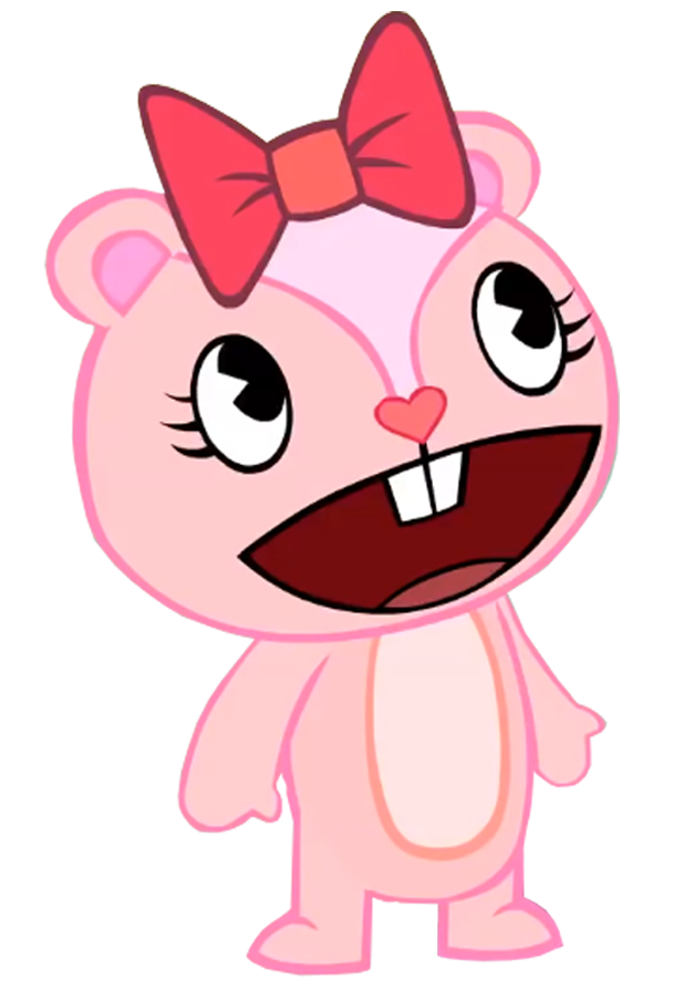 Happy tree clipart transparent library Giggles | Happy Tree Friends Wiki | FANDOM powered by Wikia transparent library