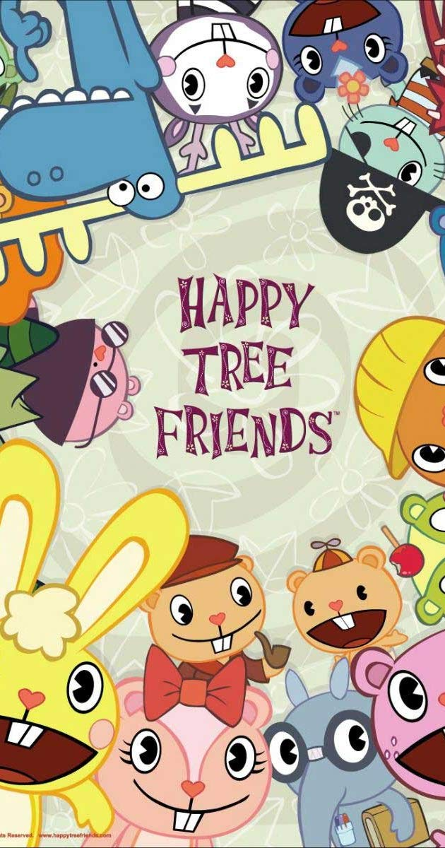 Happy tree friends clipart banner free download Happy Tree Friends (TV Series 1999– ) - IMDb banner free download