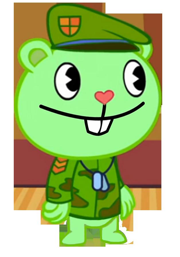 Happy tree friends clipart png free stock Flippy | Happy Tree Friends Wiki | FANDOM powered by Wikia png free stock