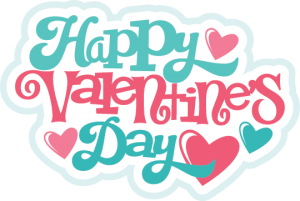 Happy valentine day clipart clip art royalty free Happy Valentines Day SVG file for scrapbooking free svgs valentines ... clip art royalty free