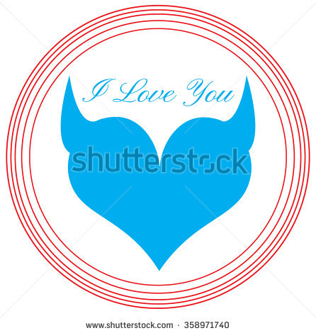 Happy valentines day clipart with blue hearts graphic stock Friendship Card Cover Gift Vector Stock Photos, Royalty-Free ... graphic stock