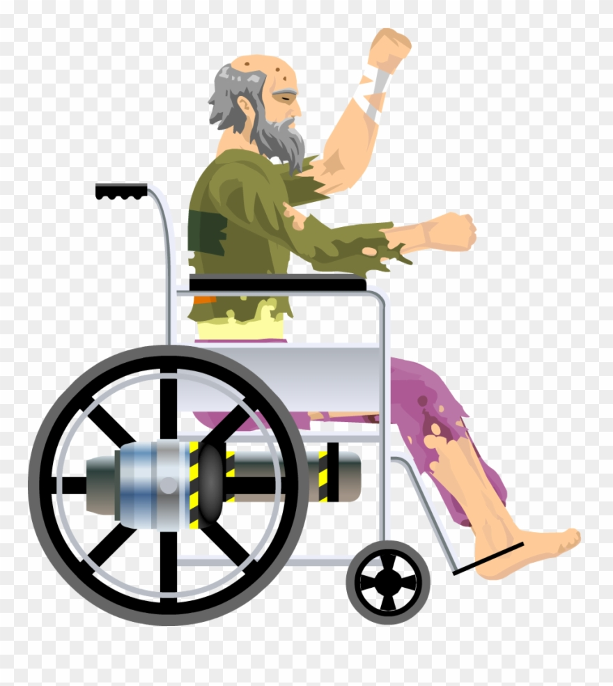 Happy wheels logo clipart