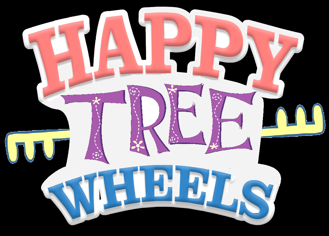 Happy wheels logo clipart clip freeuse download Happy Tree Wheels | Happy Tree Friends Fanon Wiki | FANDOM powered ... clip freeuse download
