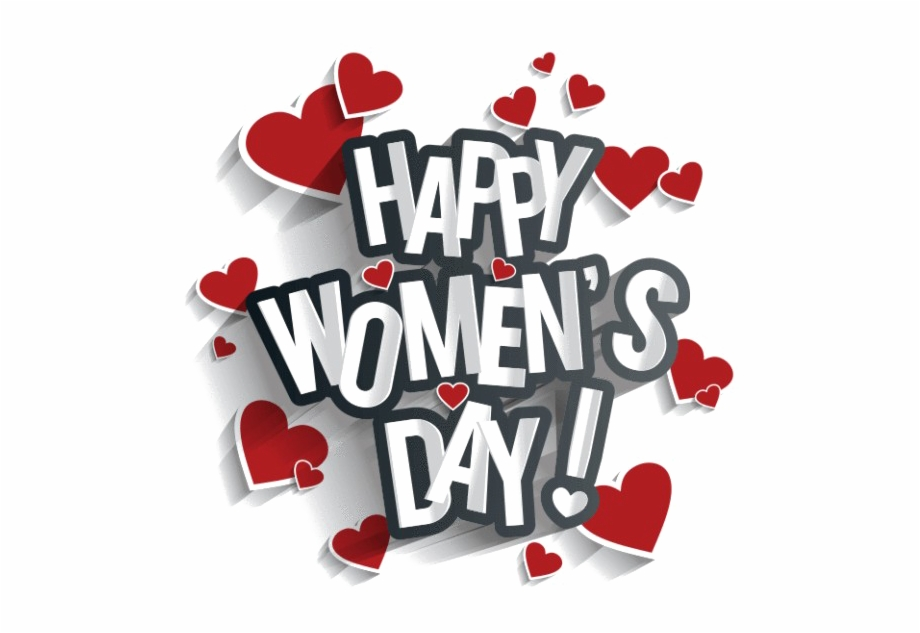Happy women s day clipart vector freeuse download Happy Women\'s Day My Love Free PNG Images & Clipart Download ... vector freeuse download