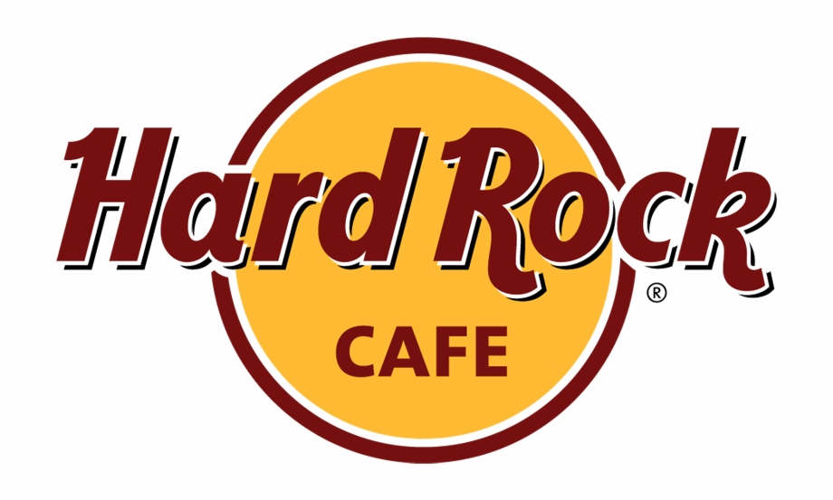 Hard rock cafe logo clipart