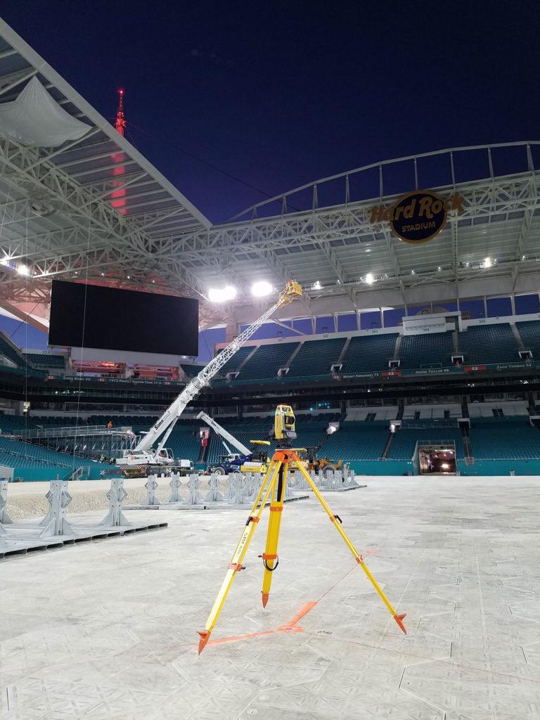 Hard rock stadium clipart svg free library Miami Open Tennis at Hard Rock Stadium - Caulfield & Wheeler Inc. svg free library
