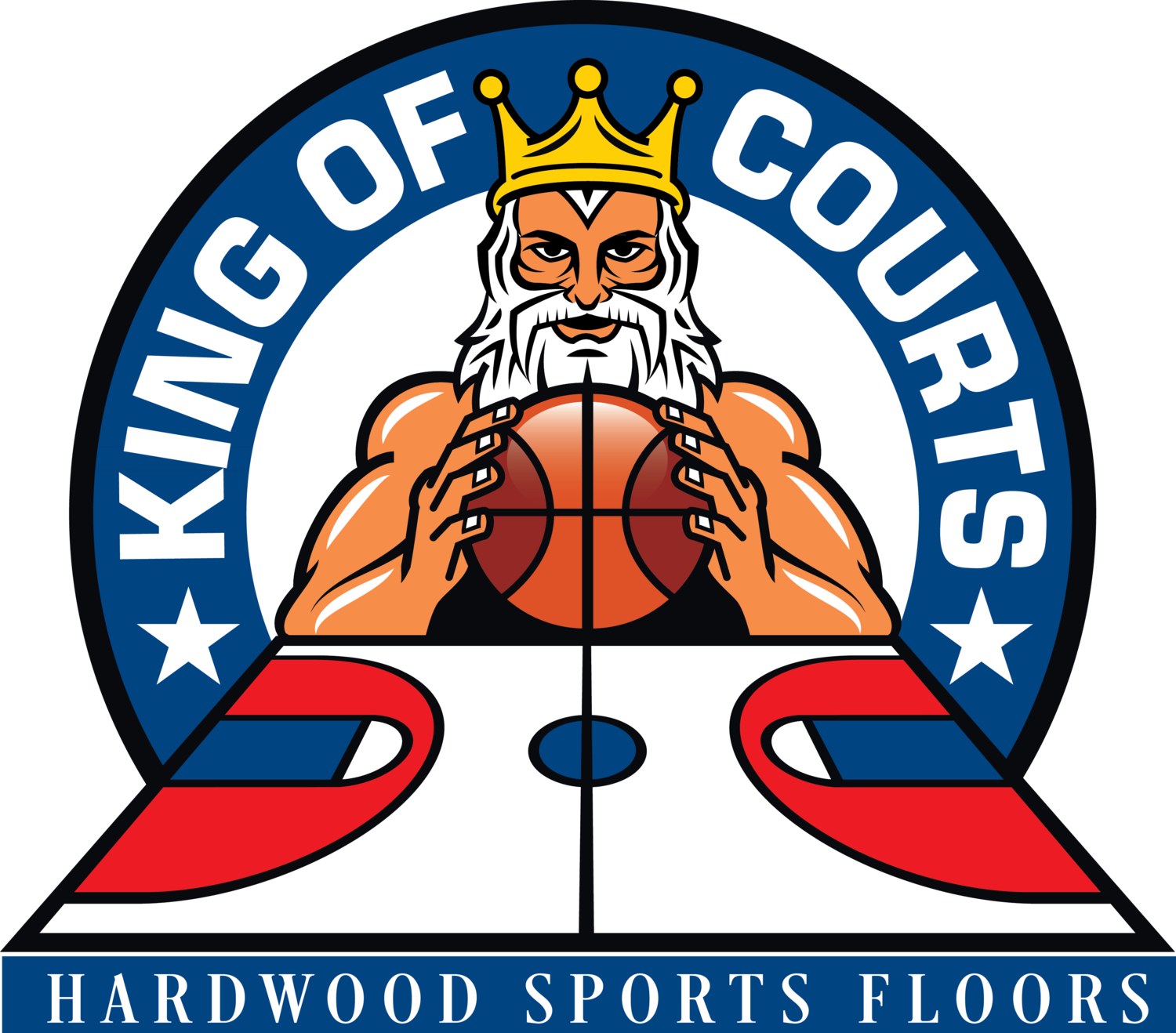Hardwood basketball court clipart picture freeuse download King of Courts picture freeuse download