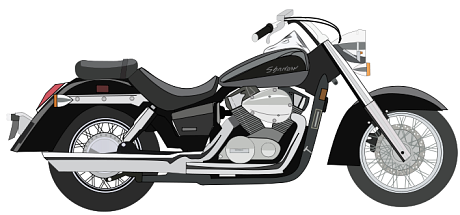 Harley clipart graphic free stock Harley davidson motorcycle clipart - ClipartFest graphic free stock