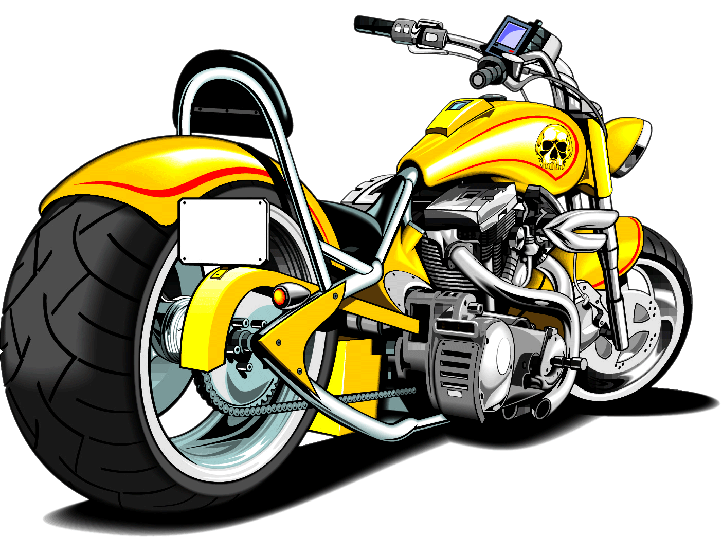 Harley davidson clipart free download picture royalty free library Harley Davidson Motorcycle Cliparts | Free download best Harley ... picture royalty free library