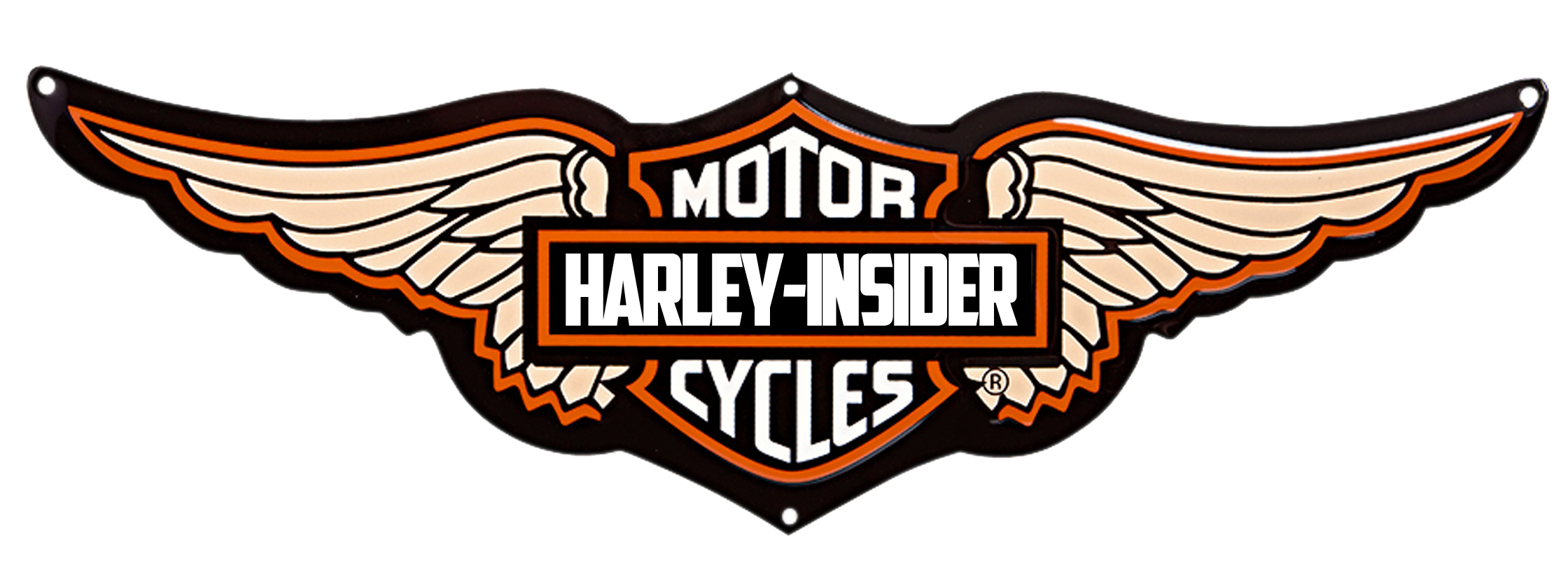Harley davidson wings clipart vector transparent Free Harley-Davidson Logo Cliparts, Download Free Clip Art, Free ... vector transparent