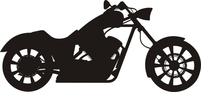 Harley davidson clipart silhouette graphic stock Harley silhouette clipart - ClipartFest graphic stock