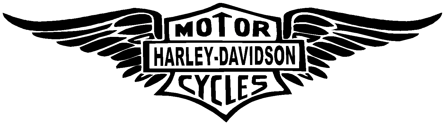 Harley davidson logo clipart vector stock Harley davidson logo clipart - ClipartFest vector stock