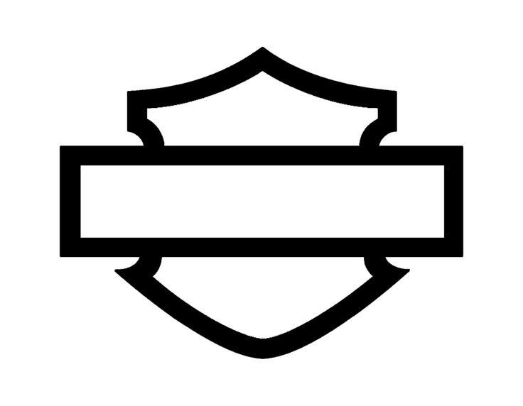 Harley davidson logo clipart graphic free Clip Art Harley Davidson Logo - ClipArt Best graphic free