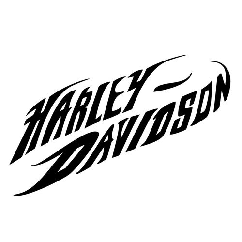 Harley davidson logo clipart vector black and white stock 17 Best images about Harley Davidson Silhouette | Coloring, Clip ... vector black and white stock