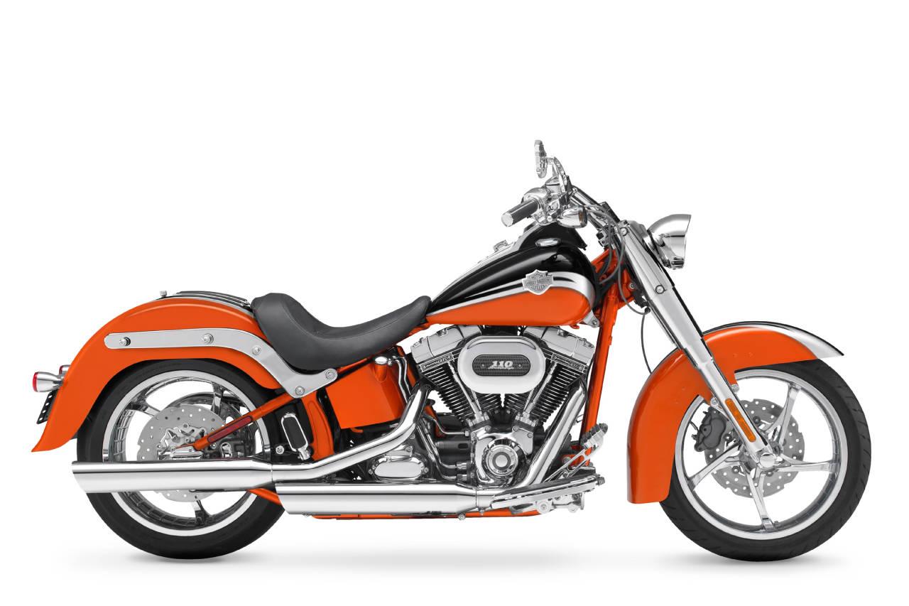 Harley davidson motorcycles clipart