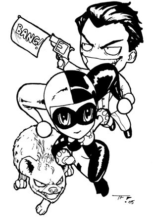 Harley quinn and joker clipart graphic free stock 17+ images about Joker on Pinterest   Joker halloween costume ... graphic free stock