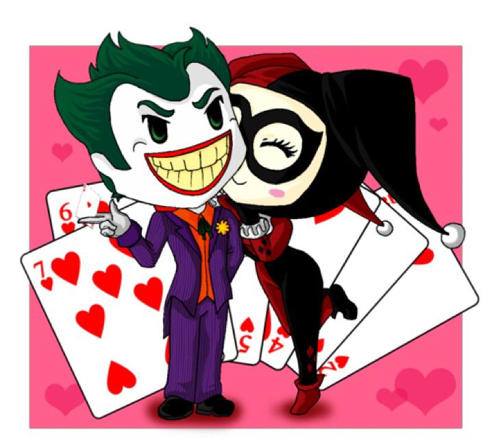 Harley quinn and joker clipart graphic transparent library 17 Best images about Joker n Harley Quinn pictures on Pinterest ... graphic transparent library