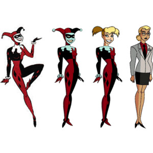 Harley quinn and joker clipart image library Joker harley quinn clipart - ClipartFox image library