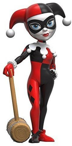 Harley quinn clipart black and white 2nd edition image free library DC Comics 8050 Funko Rock Candy: Classic Harley Quinn Vinyl Figure image free library