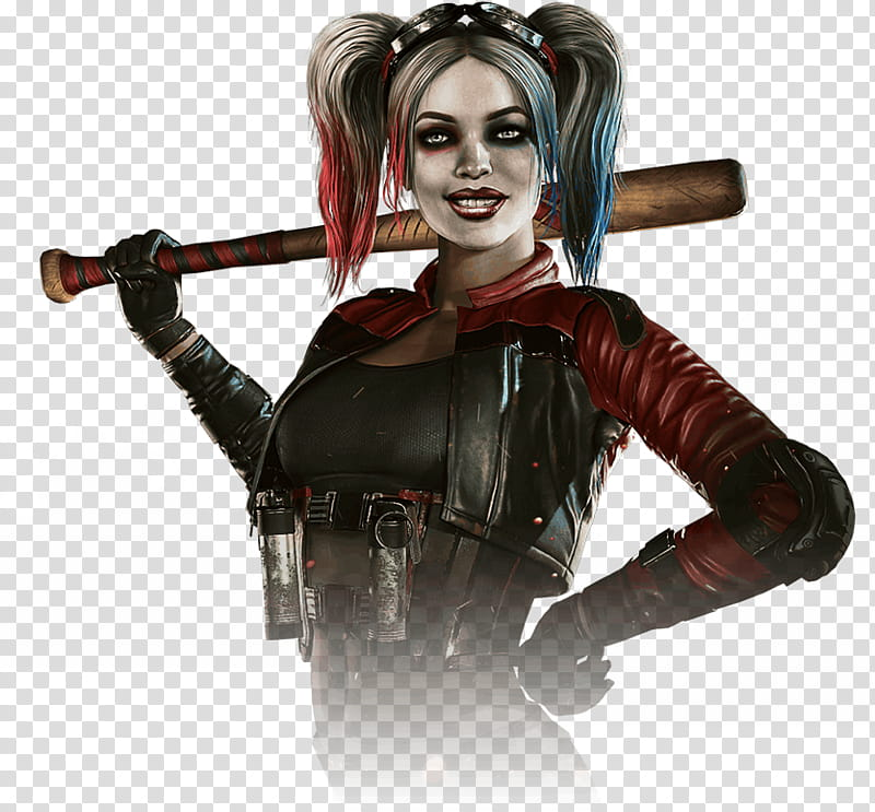 Harley quinn injustice clipart image free download Harley Quinn Injustice Portrait transparent background PNG clipart ... image free download