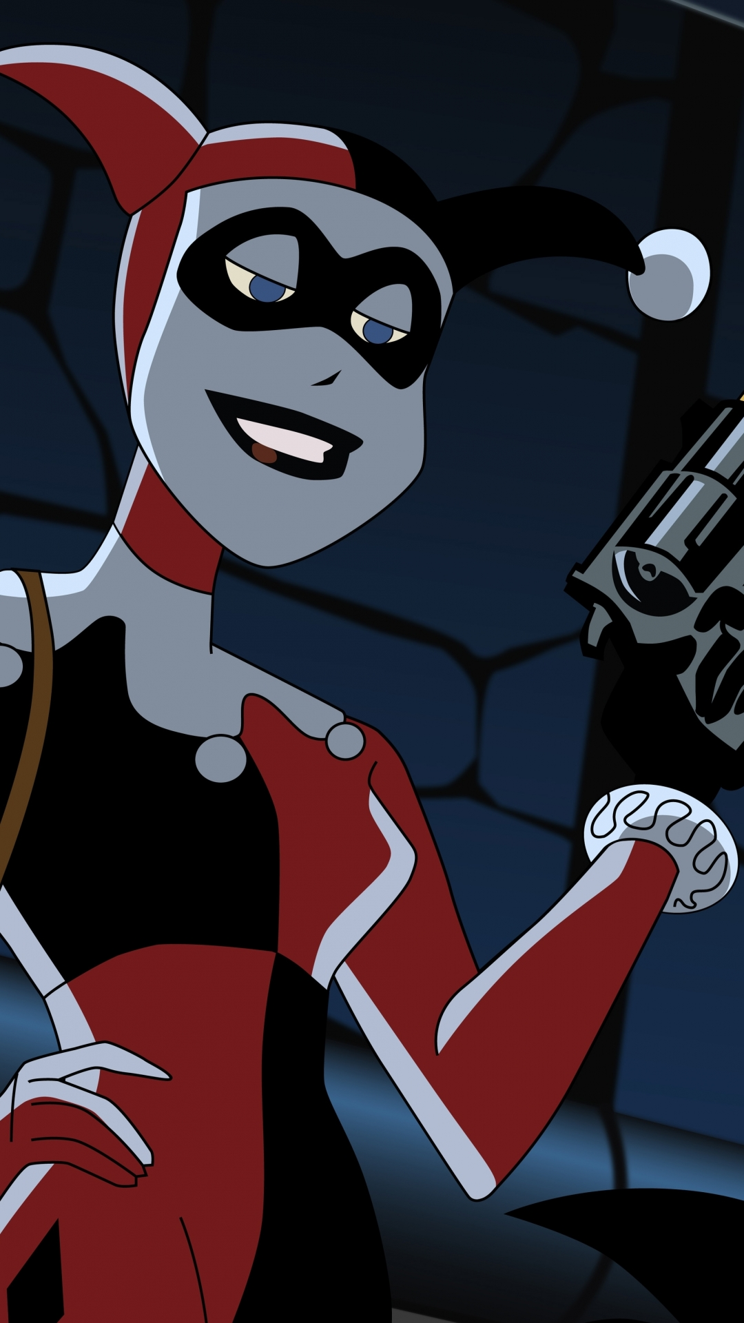 Harley quinn iphone clipart picture black and white stock Harley Quinn - Apple/iPhone 6 Plus - 1080x1920 - 41 Wallpapers picture black and white stock